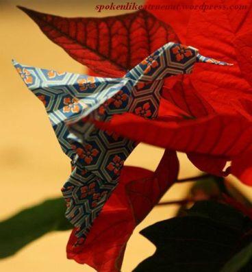 OrigamiHummingbird